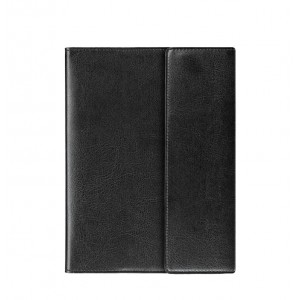 Чехол-блокнот Filofax Natural Leather, Ipad Case Black