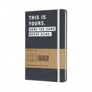 Записник Moleskine DENIM – THIS IS YOURS LCDNQP060T