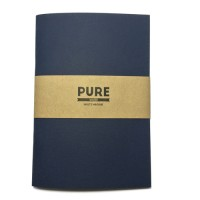 Скетчбук PURE BOOKSWINTER indigo