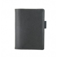 Блокнот Flex by Filofax Smooth A5 Black