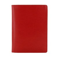 Блокнот Flex by Filofax Smooth Pocket Red