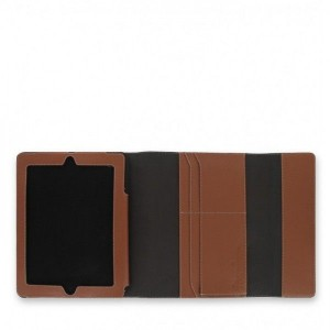 Чехол-блокнот Filofax Natural Leather, Ipad Case Brown